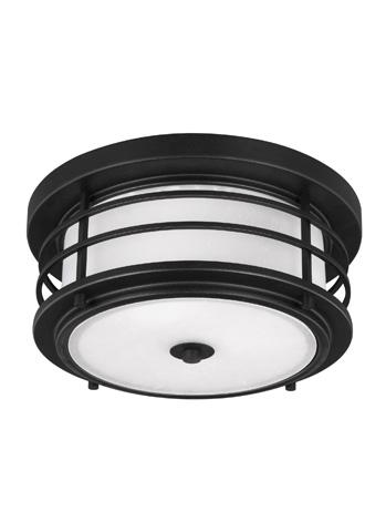 Sea Gull Lighting - LED Outdoor Ceiling Flush Mount - 7824491S-12