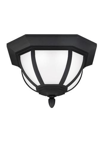 Sea Gull Lighting - LED Outdoor Ceiling Flush Mount - 7836391S-12