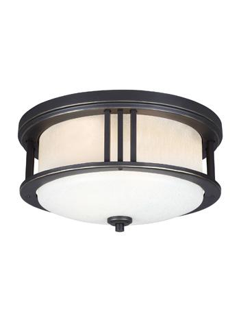 Sea Gull Lighting - LED Outdoor Ceiling Flush Mount - 7847991S-71