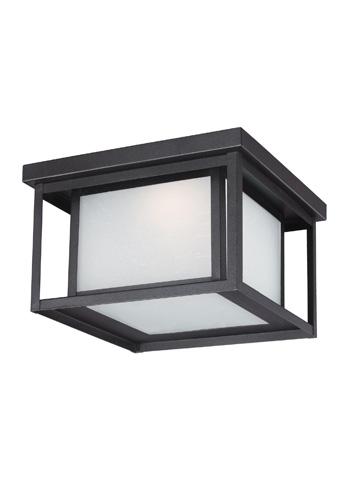 Sea Gull Lighting - LED Outdoor Ceiling Flush Mount - 7903991S-12