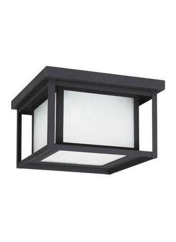 Sea Gull Lighting - Two Light Outdoor Ceiling Flush Mount - 79039BLE-12