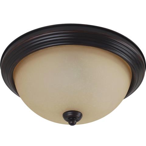 Sea Gull Lighting - Two Light Ceiling Flush Mount - 79364BLE-710