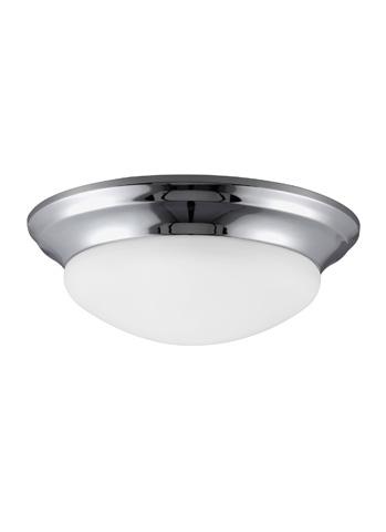 Sea Gull Lighting - One Light Ceiling Flush Mount - 79434BLE-05