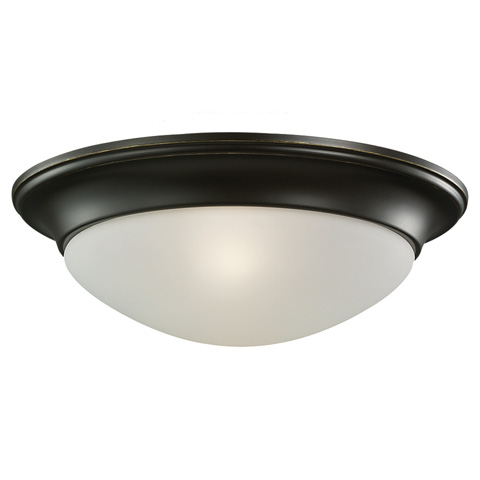 Sea Gull Lighting - One Light Ceiling Flush Mount - 79434BLE-782