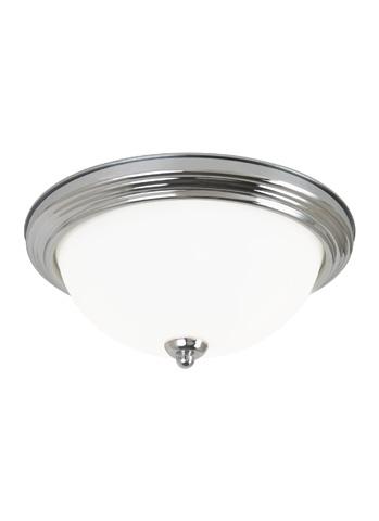 Sea Gull Lighting - Three Light Ceiling Flush Mount - 79565BLE-05