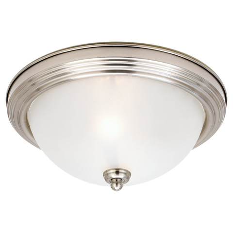 Sea Gull Lighting - Three Light Ceiling Flush Mount - 79565BLE-962