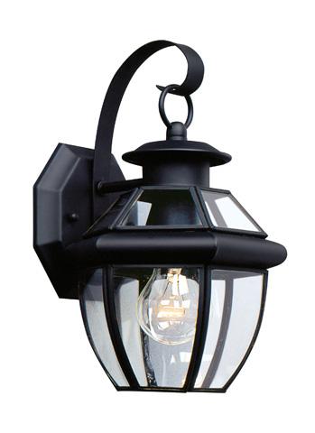 Sea Gull Lighting - One Light Outdoor Wall Lantern - 8037-12