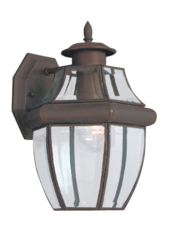 Sea Gull Lighting - One Light Outdoor Wall Lantern - 8038-71