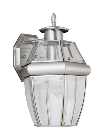 Sea Gull Lighting - One Light Outdoor Wall Lantern - 8038-965