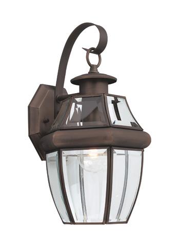 Sea Gull Lighting - One Light Outdoor Wall Lantern - 8067-71