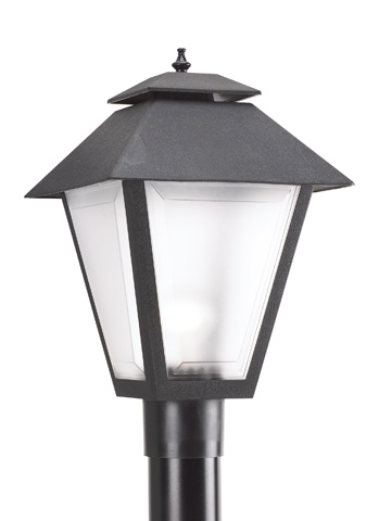Sea Gull Lighting - One Light Outdoor Post Lantern - 82065-12