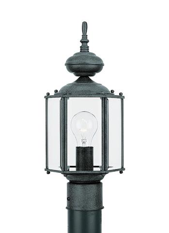 Sea Gull Lighting - One Light Outdoor Post Lantern - 8209-12