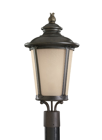 Sea Gull Lighting - One Light Outdoor Post Lantern - 82240-780