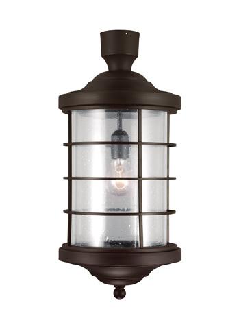 Sea Gull Lighting - One Light Outdoor Post Lantern - 8224401BL-71
