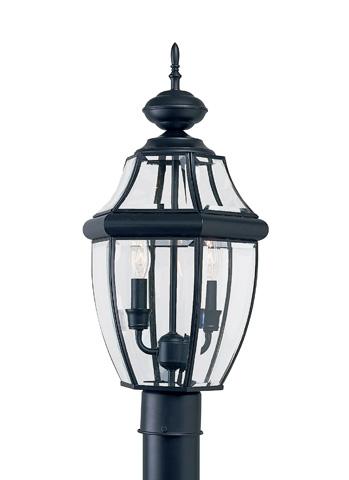 Sea Gull Lighting - Two Light Outdoor Post Lantern - 8229-12