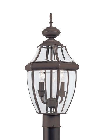 Sea Gull Lighting - Two Light Outdoor Post Lantern - 8229-71