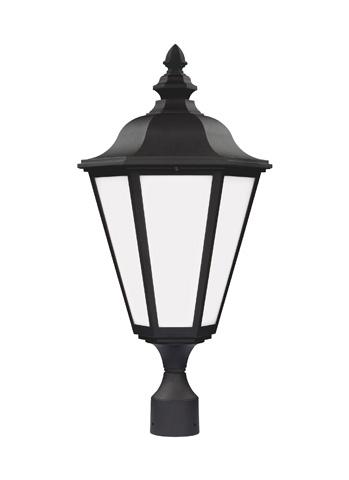 Sea Gull Lighting - One Light Outdoor Post Lantern - 8231BL-12