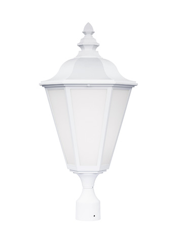 Sea Gull Lighting - One Light Outdoor Post Lantern - 8231BL-15