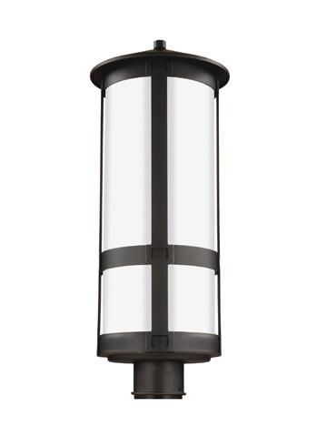 Sea Gull Lighting - One Light Outdoor Post Lantern - 8235901BL-71