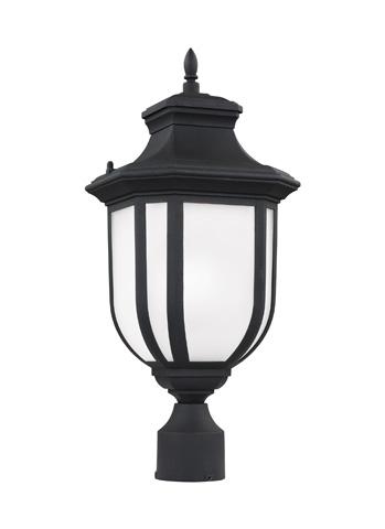 Sea Gull Lighting - One Light Outdoor Post Lantern - 8236301BL-12