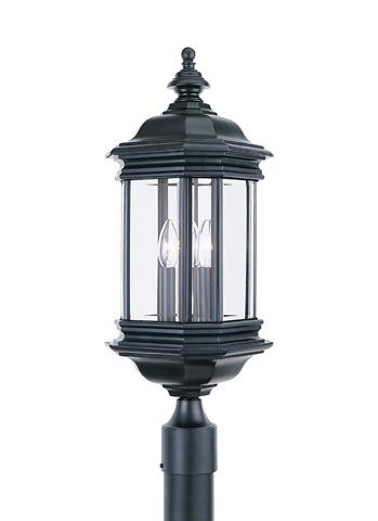 Sea Gull Lighting - Three Light Outdoor Post Lantern - 8238-12