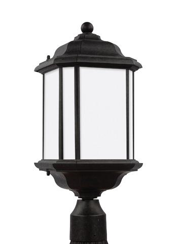 Sea Gull Lighting - One Light Outdoor Post Lantern - 82529BL-746