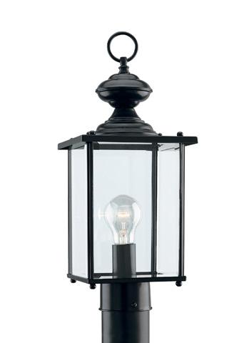Sea Gull Lighting - One Light Outdoor Post Lantern - 8257-12