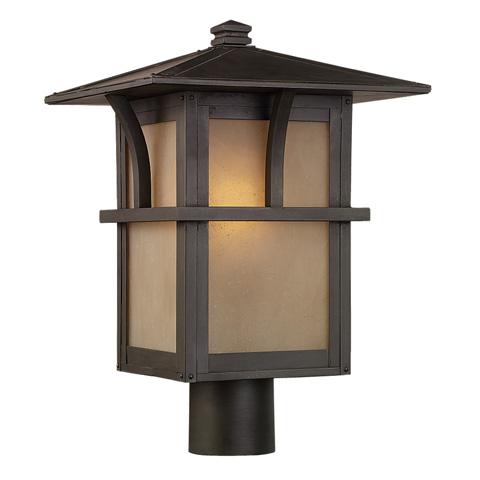 Image of One Light Outdoor Post Lantern