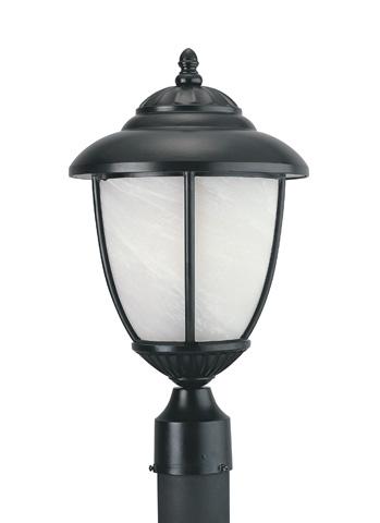 Sea Gull Lighting - One Light Outdoor Post Lantern - 82950PBL-12