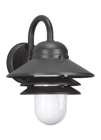 Sea Gull Lighting - One Light Outdoor Wall Lantern - 83055-12
