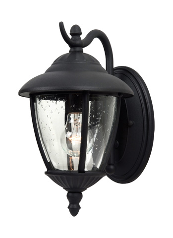 Sea Gull Lighting - One Light Outdoor Wall Lantern - 84069-12