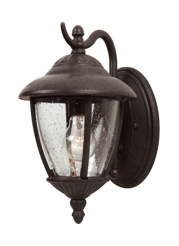 Sea Gull Lighting - One Light Outdoor Wall Lantern - 84069-746
