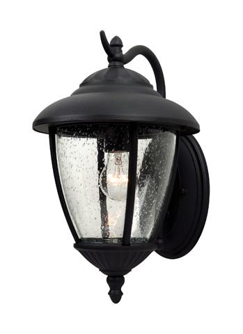 Sea Gull Lighting - One Light Outdoor Wall Lantern - 84070-12
