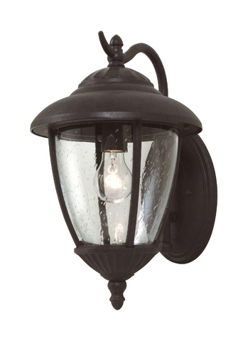 Sea Gull Lighting - One Light Outdoor Wall Lantern - 84070-746