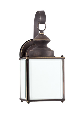 Sea Gull Lighting - One Light Outdoor Wall Lantern - 84157D-71