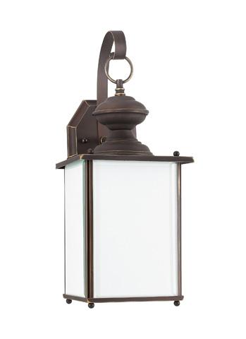 Sea Gull Lighting - One Light Outdoor Wall Lantern - 84158D-71