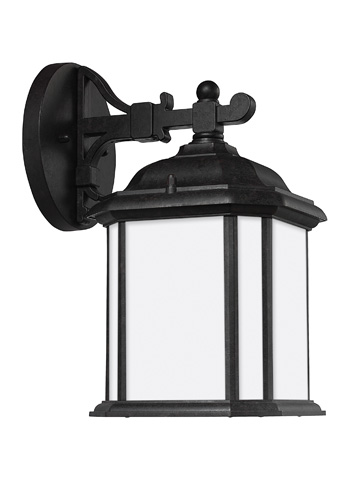 Sea Gull Lighting - One Light Outdoor Wall Lantern - 84529-746