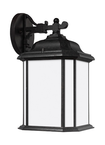Sea Gull Lighting - One Light Outdoor Wall Lantern - 84531BLE-746