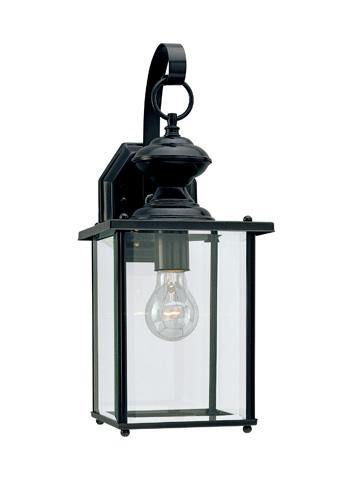 Sea Gull Lighting - One Light Outdoor Wall Lantern - 8458-12