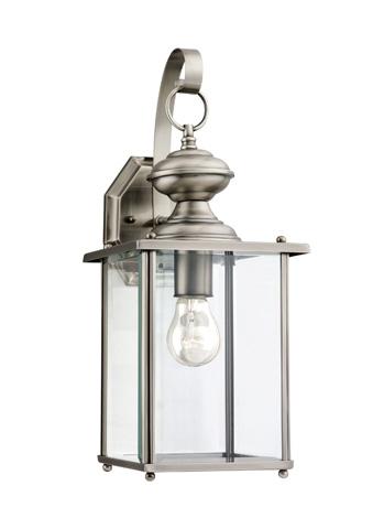 Sea Gull Lighting - One Light Outdoor Wall Lantern - 8458-965