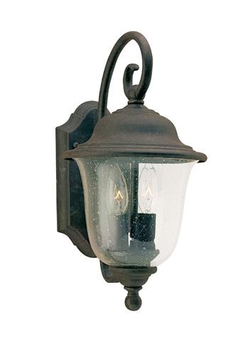 Sea Gull Lighting - Two Light Outdoor Wall Lantern - 8459-46