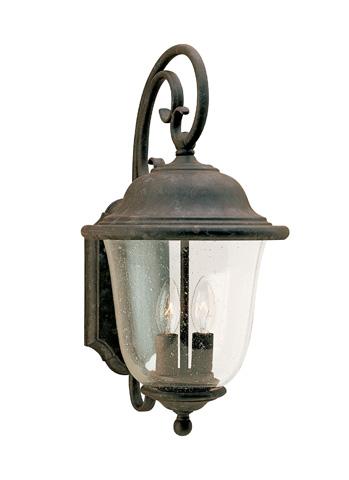 Sea Gull Lighting - Two Light Outdoor Wall Lantern - 8460-46