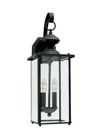 Image of Two Light Outdoor Wall Lantern