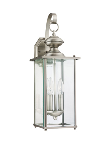 Sea Gull Lighting - Two Light Outdoor Wall Lantern - 8468-965