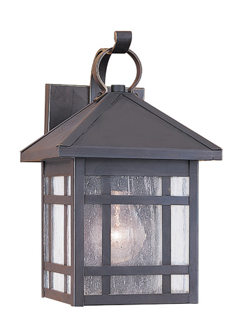 Sea Gull Lighting - One Light Outdoor Wall Lantern - 85008-71