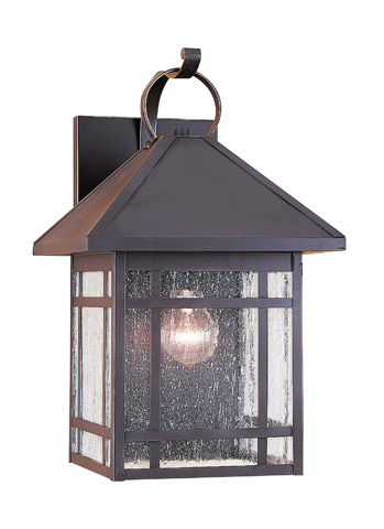 Sea Gull Lighting - One Light Outdoor Wall Lantern - 85013-71