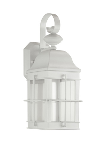 Sea Gull Lighting - Small LED Wall Lantern - 8505891S-15