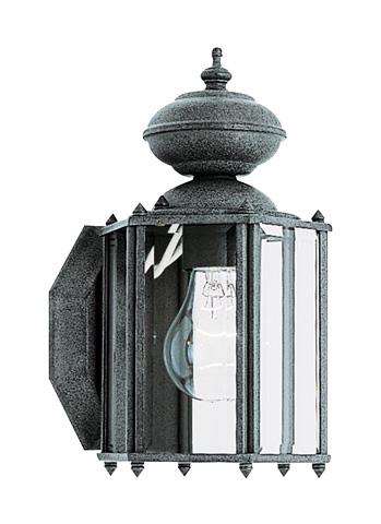 Sea Gull Lighting - One Light Outdoor Wall Lantern - 8507-12