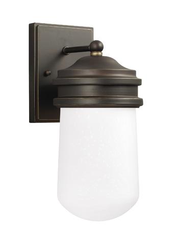 Sea Gull Lighting - Small LED Outdoor Wall Lantern - 8512691S-71