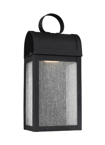 Sea Gull Lighting - Small LED Outdoor Wall Lantern - 8514891S-12